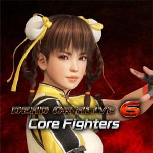 DOA6 Character Leifang