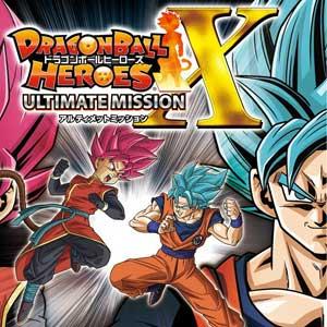Acquista Codice Download Dragon Ball Heroes Ultimate Mission X Nintendo 3DS Confronta Prezzi