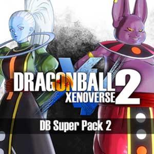 Acquista CD Key DRAGON BALL XENOVERSE 2 DB Super Pack 2 Confronta Prezzi