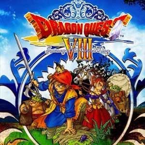Acquista Codice Download Dragon Quest 8 Journey of the Cursed King Nintendo 3DS Confronta Prezzi