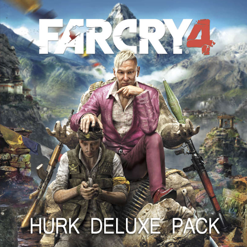 Far Cry 4 Hurk Deluxe Pack