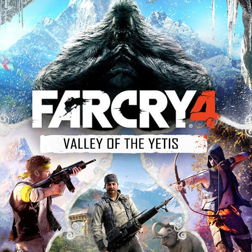 Acquista CD Key Far Cry 4 Valley of the Yetis Confronta Prezzi