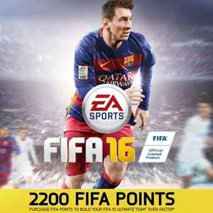 FIFA 16 2200 FUT Punti