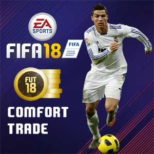 FIFA 18 Fut Coins Comfort Trade