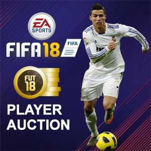 FIFA 18 Fut Coins Player Auction