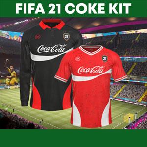 Acquistare FIFA 21 Coca-Cola Kit Pack PS4 Confrontare Prezzi