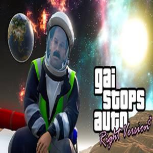 GAI Stops Auto Right Version Simulator