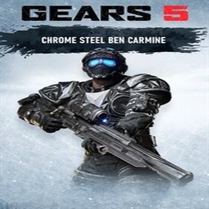 Acquistare Gears 5 Chrome Steel Ben Carmine Xbox One Gioco Confrontare Prezzi