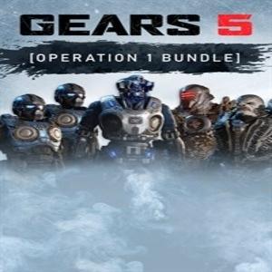 Acquistare Gears 5 Operation 1 Bundle CD Key Confrontare Prezzi