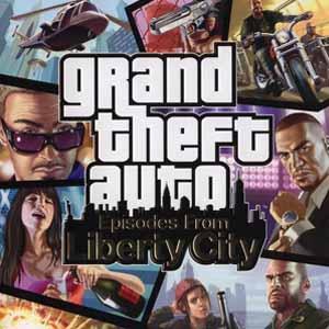 Acquista PS3 Codice GTA Episodes from Liberty City Confronta Prezzi