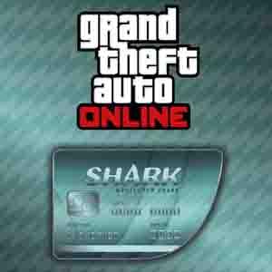 Acquista Gamecard Code GTAO Megalodon Shark Cash Card Confronta Prezzi