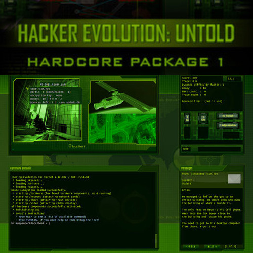 Acquista CD Key Hacker Evolution Untold Hardcore Package 1 Confronta Prezzi