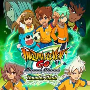 Inazuma Eleven Go Chrono Stones Thunderflash