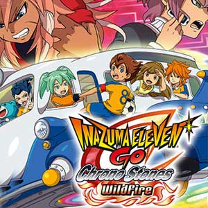 Acquista Codice Download Inazuma Eleven GO Chrono Stones Wildfire Nintendo 3DS Confronta Prezzi