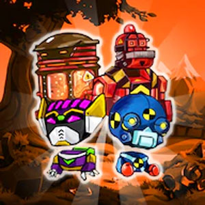 Insane Robots Robot Pack 2