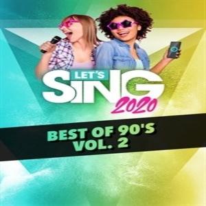 Acquistare Let's Sing 2020 Best of 90's Vol. 2 Song Pack Xbox Series Gioco Confrontare Prezzi