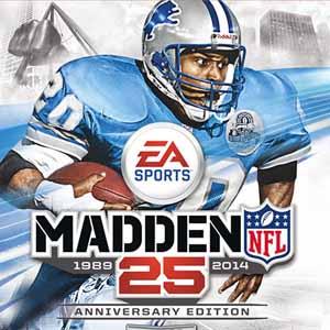 Acquista PS3 Codice Madden NFL 25 Confronta Prezzi