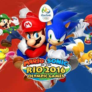 Acquista Codice Download Mario and Sonic at the Rio 2016 Olympic Games Nintendo Wii U Confronta Prezzi