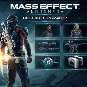 Acquista CD Key Mass Effect Andromeda Deluxe-Upgrade Edition Confronta Prezzi