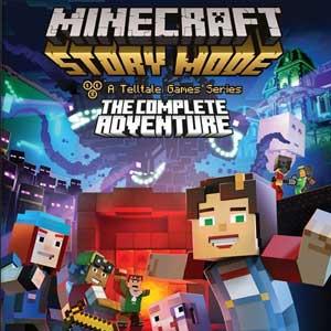 Acquistare Minecraft Story Mode The Complete Adventure Nintendo Switch Confrontare i prezzi