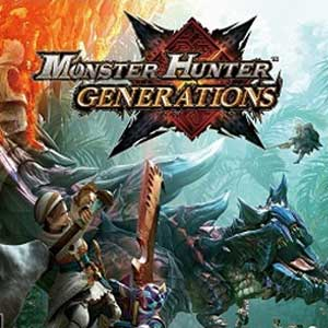 Acquista Codice Download Monster Hunter Generations Nintendo 3DS Confronta Prezzi