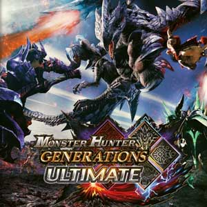 Acquistare Monster Hunter Generations Ultimate Nintendo Switch Confrontare i prezzi