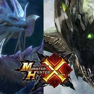 Acquista Codice Download Monster Hunter X Nintendo 3DS Confronta Prezzi