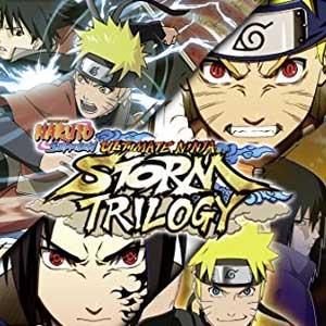 Acquistare Naruto Shippuden Ultimate Ninja Storm Trilogy Xbox One Gioco Confrontare Prezzi