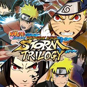 Acquistare Naruto Shippuden Ultimate Ninja STORM Trilogy Nintendo Switch Confrontare i prezzi
