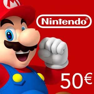 Acquista Scheda Nintendo eShop 50 Euro Confronta Prezzi