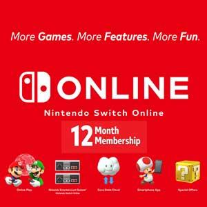 Acquistare Nintendo Switch Online 12 Mesi Nintendo Switch Confrontare i prezzi