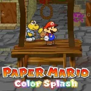Acquista Codice Download Paper Mario Color Splash Wii U Confronta Prezzi