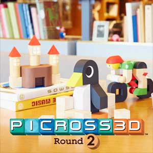 Acquista Codice Download Picross 3D Round 2 3DS Confronta Prezzi