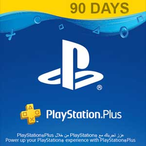 Playstation Plus 90 Giorni PSN