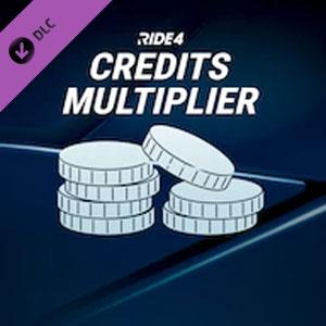 RIDE 4 Credits Multiplier