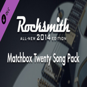 Rocksmith 2014 Matchbox Twenty Song Pack