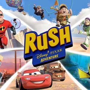 Acquistare RUSH A Disney PIXAR Adventure CD Key Confrontare Prezzi