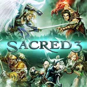 Acquista Xbox 360 Codice Sacred 3 Confronta Prezzi