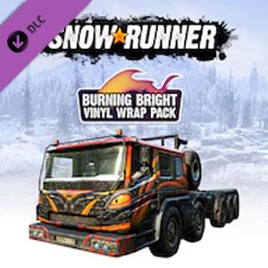 Acquistare SnowRunner Burning Bright Vinyl Wrap Pack Xbox Series Gioco Confrontare Prezzi
