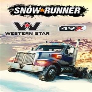 Acquistare SnowRunner Western Star 49X Xbox One Gioco Confrontare Prezzi