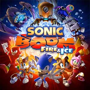 Acquista Codice Download Sonic Boom Fire and Ice Nintendo 3DS Confronta Prezzi