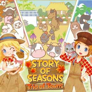 Acquista Codice Download Story of Seasons Trio of Towns 3DS Confronta Prezzi