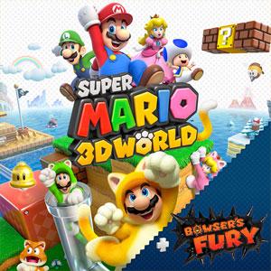 Acquistare Super Mario 3D World + Bowser's Fury Nintendo Switch Confrontare i prezzi