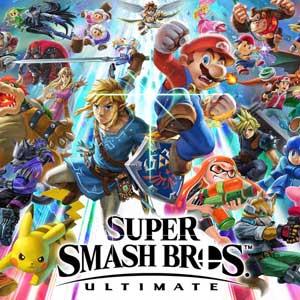Acquistare Super Smash Bros Ultimate Fighters Pass Nintendo Switch Confrontare i prezzi
