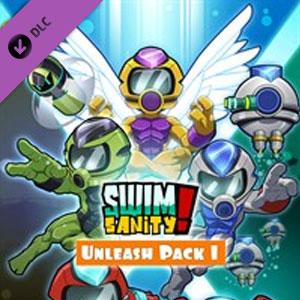 Swimsanity Unleash Pack 1