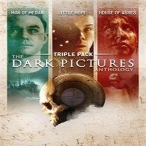 Acquistare The Dark Pictures Anthology Triple Pack Xbox One Gioco Confrontare Prezzi