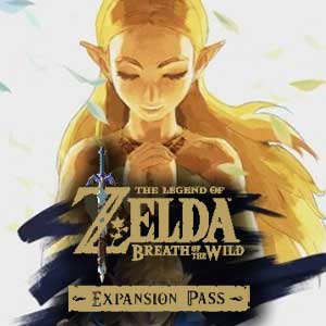 Acquistare The Legend of Zelda Breath of the Wild Expansion Pass Nintendo Switch Confrontare i prezzi
