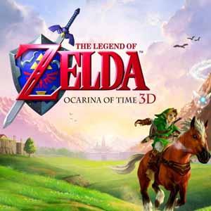 Acquista Codice Download The Legend of Zelda Ocarina of Time 3D Nintendo 3DS Confronta Prezzi