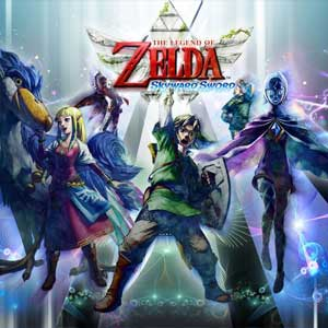 Acquista Codice Download The Legend of Zelda Skyward Sword Wii U Confronta Prezzi