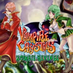 Vampire Crystals Zombie Revenge